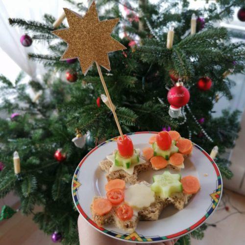Tannenbaum und Sternbrote von Lea Bader